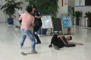 关于在福建海峡银行温州分行开展的防爆防抢演练工作