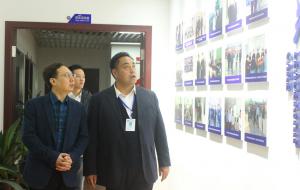 浙江省保安协会评优考核组莅临公司检查指导